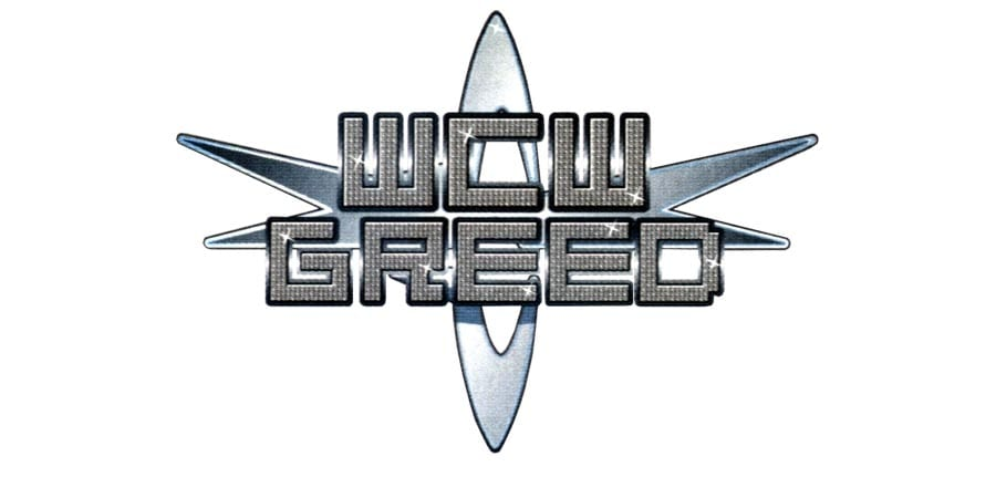 WCW Greed 2001 PPV