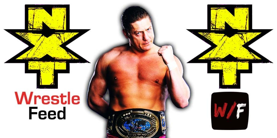 William Regal NXT Article Pic 3 WrestleFeed App