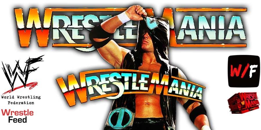 AJ Styles WWE WrestleMania 37 WrestleFeed App