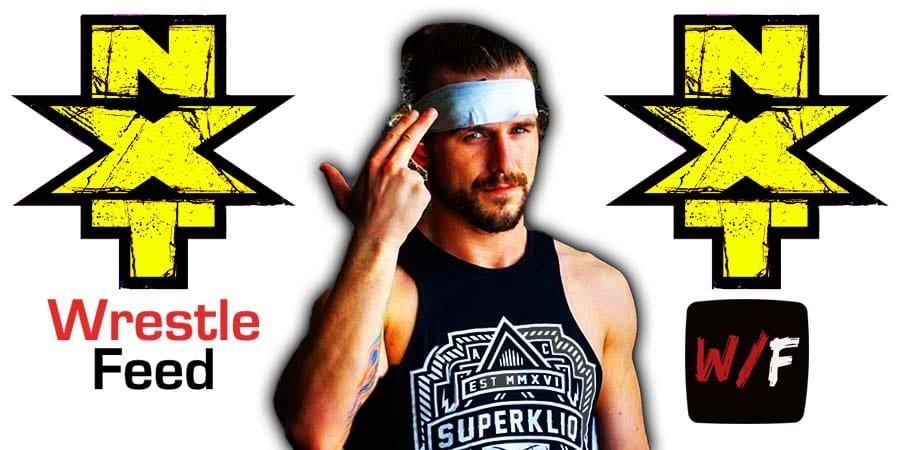 Adam Cole NXT Article Pic 4 WrestleFeed App