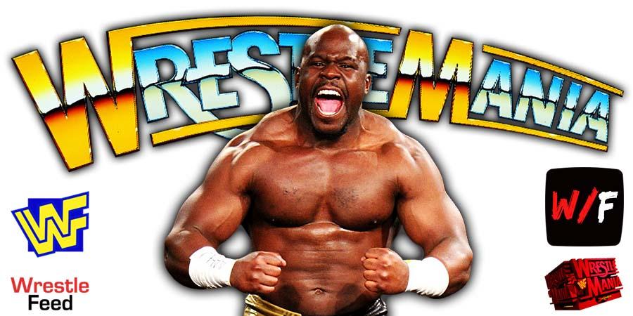Apollo Crews wins at WrestleMania 37 WrestleFeed App