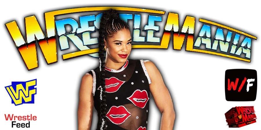 Bianca Belair Wins At WrestleMania 37 WrestleFeed App