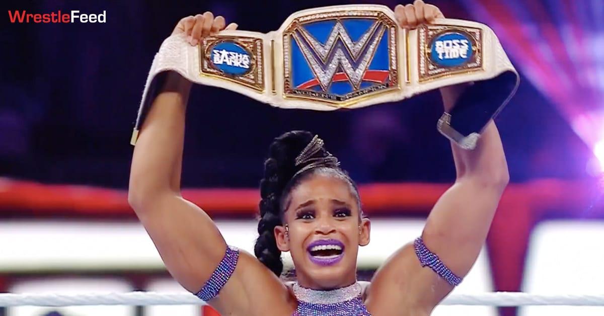 Bianca Belair Wins SmackDown Women's Championship At WrestleMania 37 WrestleFeed App