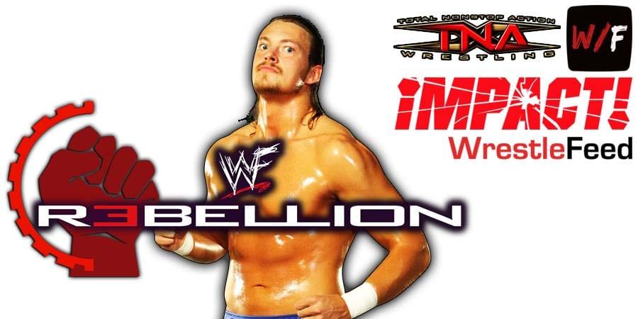 Big Cass W. Morrissey Impact Wrestling Rebellion WrestleFeed App