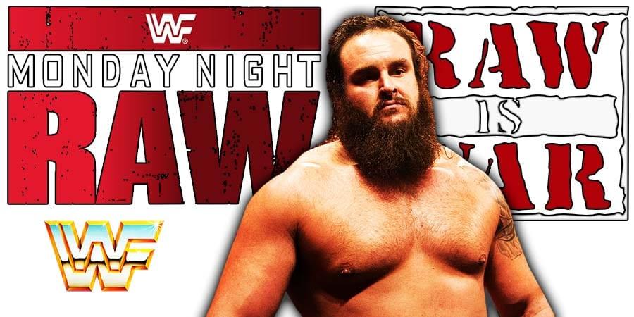Braun Strowman RAW Article Pic 3