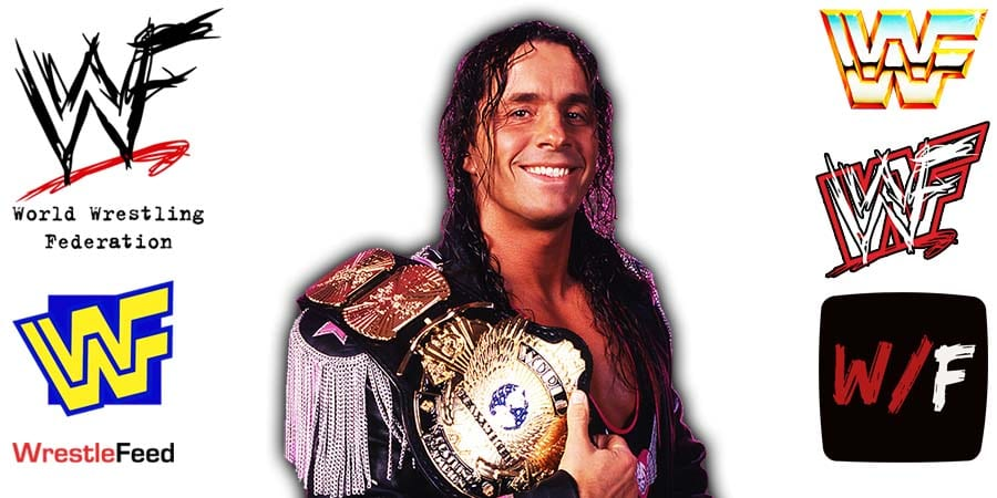 Bret Hart Article Pic 8 WrestleFeed App