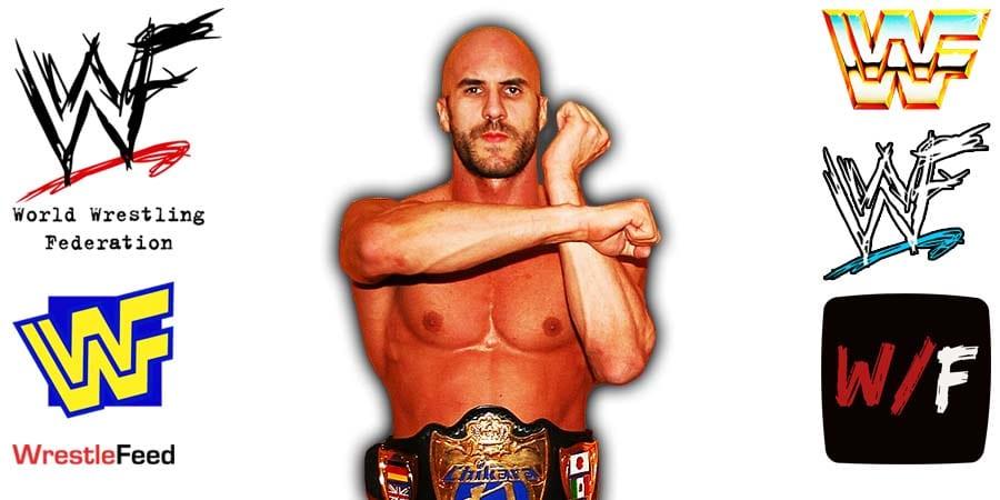 Cesaro Article Pic 3 WrestleFeed App