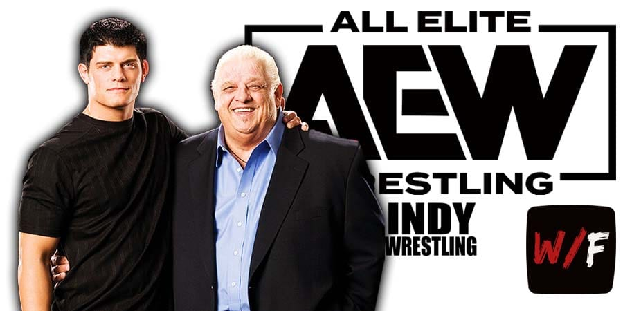 Cody Rhodes AEW Article Pic 2 WrestleFeed App