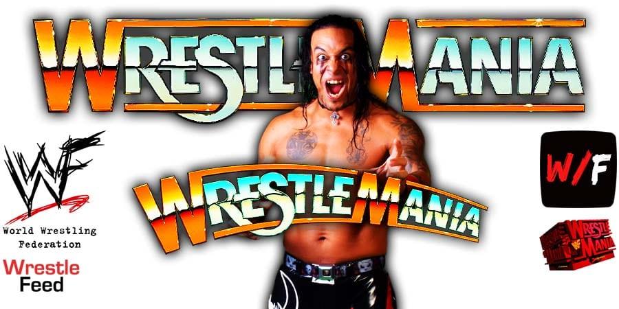Damian Priest WrestleMania 37 PPV WrestleFeed App