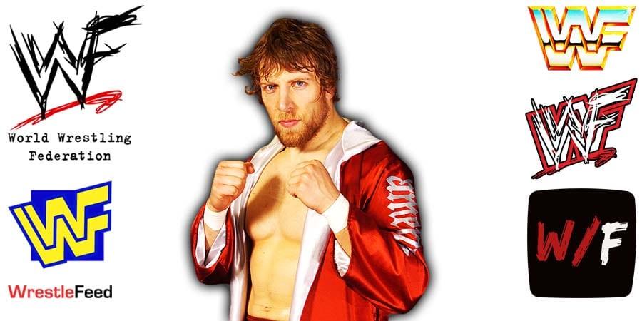 Daniel Bryan - Bryan Danielson Article Pic 5 WrestleFeed App