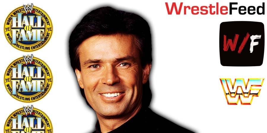 Eric Bischoff WWE Hall Of Fame 2021 Class WrestleFeed App