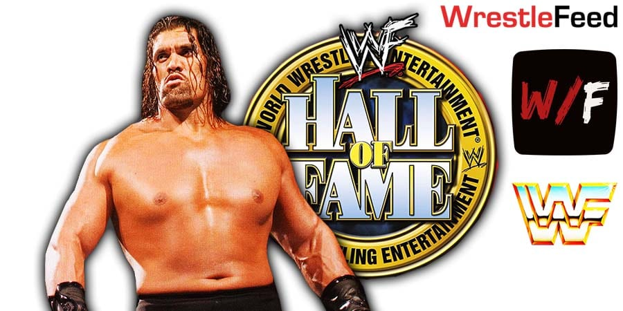 Great Khali WWE Hall Of Fame 2021 Inductee WrestleFeed App