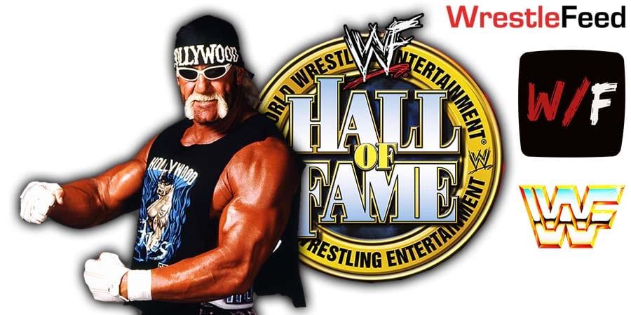 Hollywood Hulk Hogan WWE Hall Of Fame WrestleFeed App