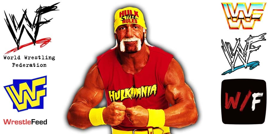 Hulk Hogan Article Pic 9 WrestleFeed App