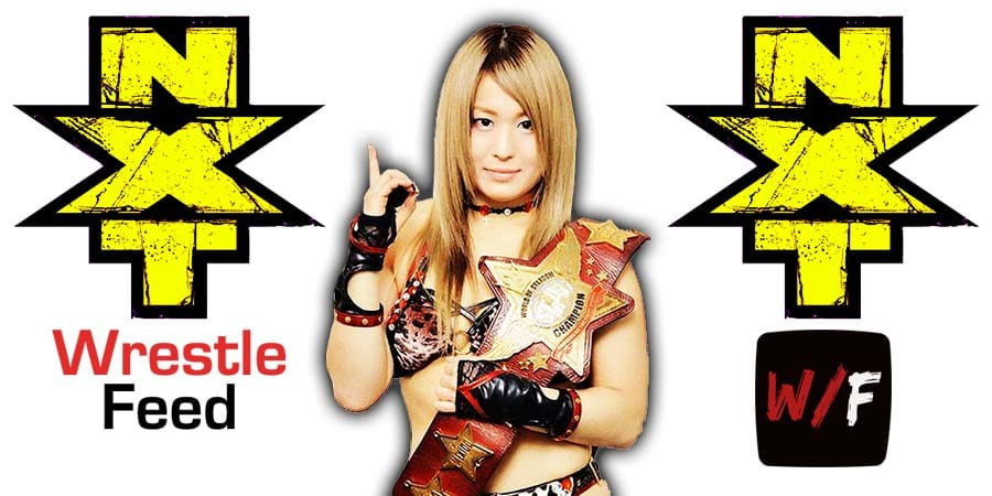 Io Shirai NXT Article Pic 1 WrestleFeed App