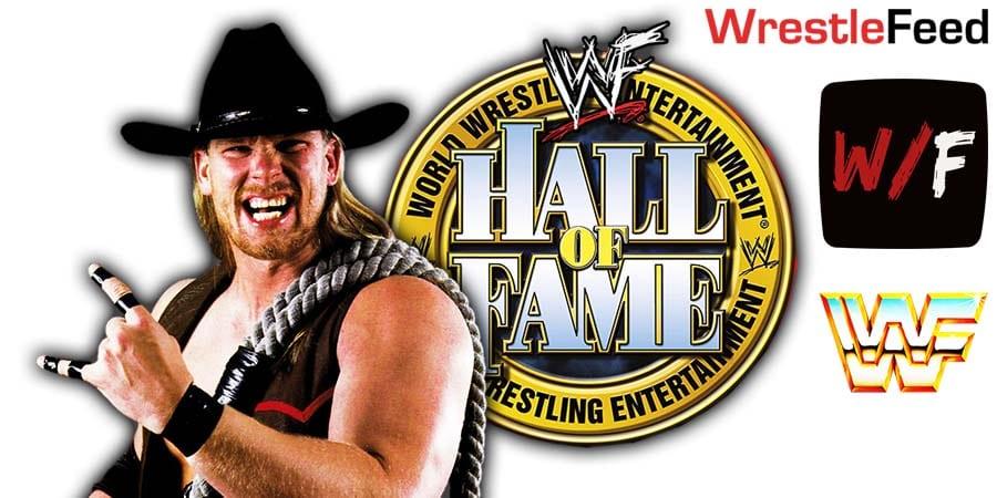 JBL WWE Hall Of Fame 2020 WrestleFeed App