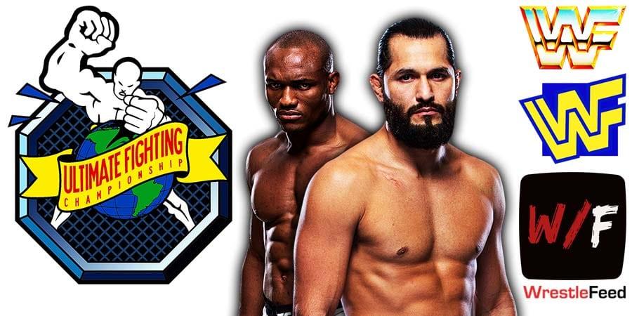 Jorge Masvidal Loses To Kamaru Usman At UFC 261 WrestleFeed App