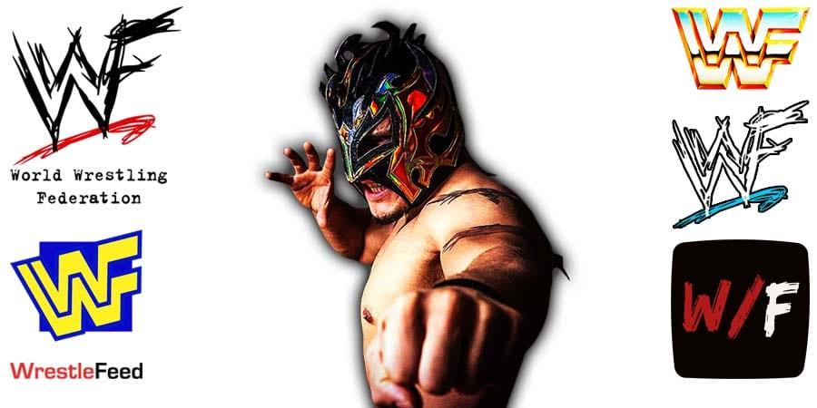 Kalisto Article Pic 2 WrestleFeed App