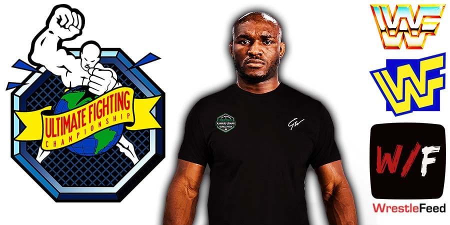 Kamaru Usman UFC Article Pic 1 WrestleFeed App