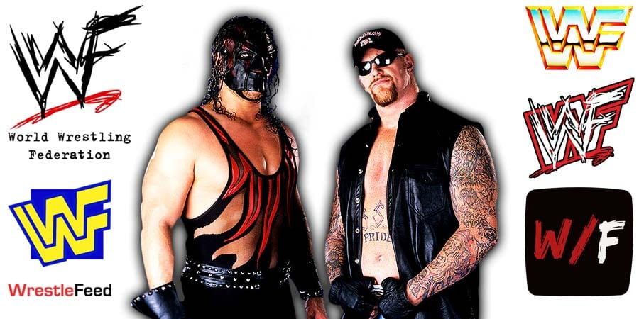 Kane Undertaker Brothers Of Destruction Article Pic 2 WrestleFeed App