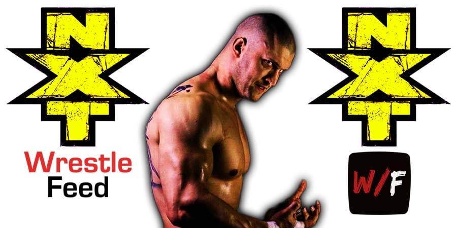 Karrion Kross - Killer Kross NXT Article Pic 4 WrestleFeed App