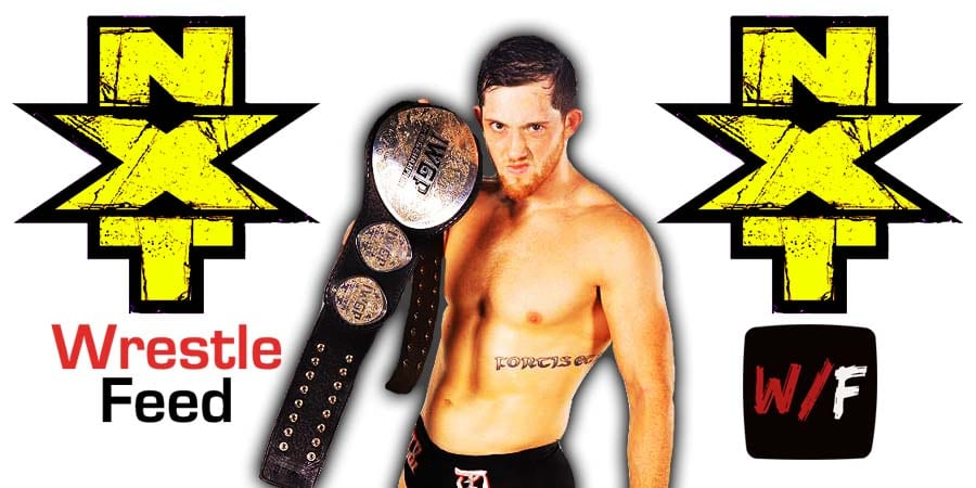 Kyle O'Reilly NXT Article Pic 3 WrestleFeed App