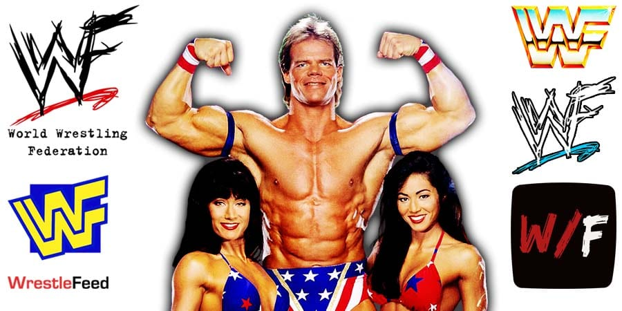 Lex Luger WWF WCW Article Pic 2 WrestleFeed App