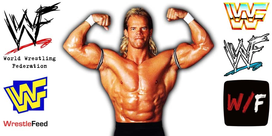 Lex Luger WWF WCW Article Pic 3 WrestleFeed App