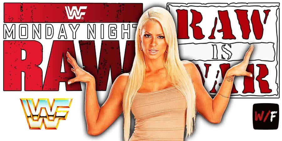 Maryse RAW Article Pic 1 WrestleFeed App