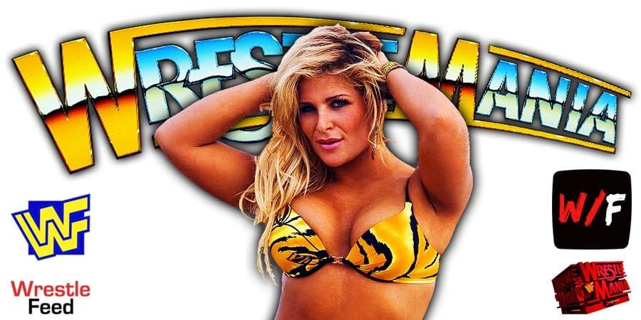 Natalya Neidhart WrestleMania 37 WrestleFeed App