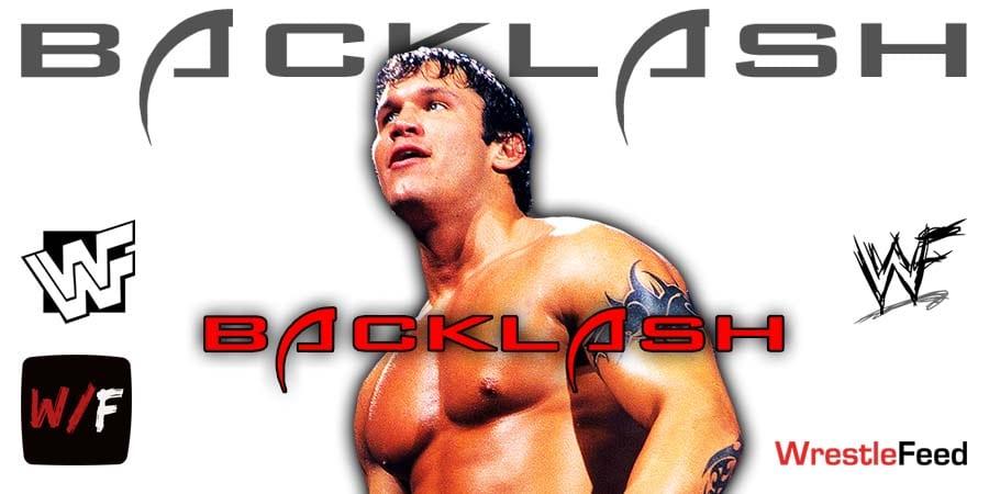 Randy Orton Backlash 2021 WrestleFeed App