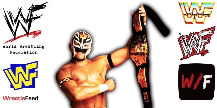 Rey Mysterio Article Pic 3 WrestleFeed App