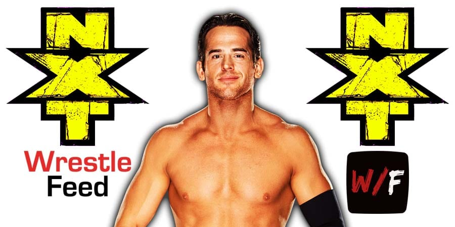 Roderick Strong NXT Article Pic 1 WrestleFeed App