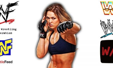 Ronda Rousey Article Pic 4 WrestleFeed App