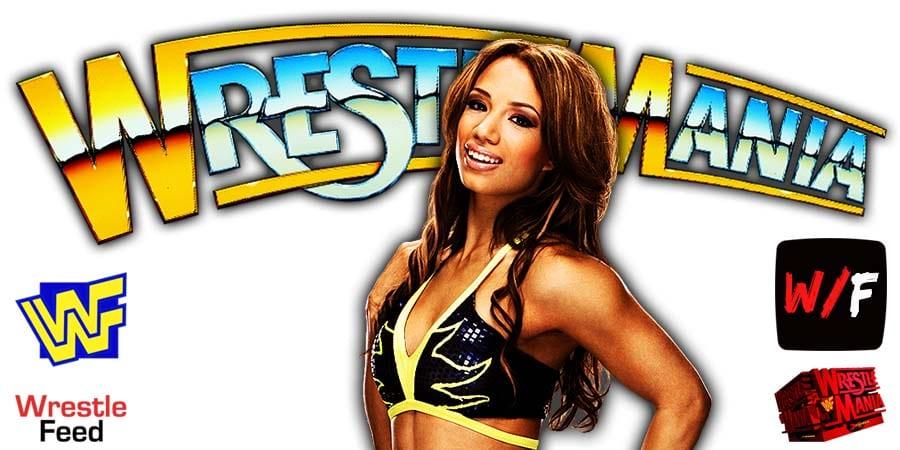Sasha Banks Loses At WrestleMania 37 WrestleFeed App
