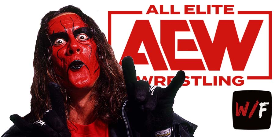 Sting AEW All Elite Wrestling Article Pic 19 WrestleFeed App