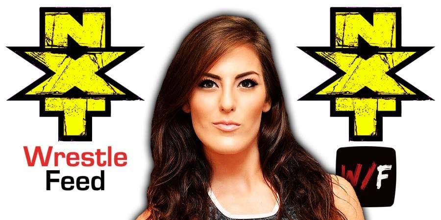 Tessa Blanchard NXT Article Pic 1 WrestleFeed App
