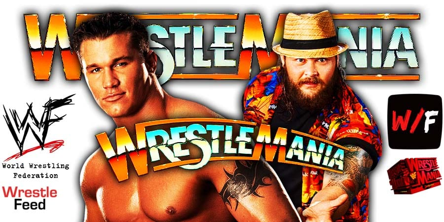 The Fiend Bray Wyatt Loses To Randy Orton At WrestleMania 37 WrestleFeed App
