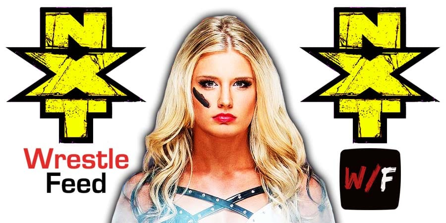Toni Storm NXT Article Pic 1 WrestleFeed App