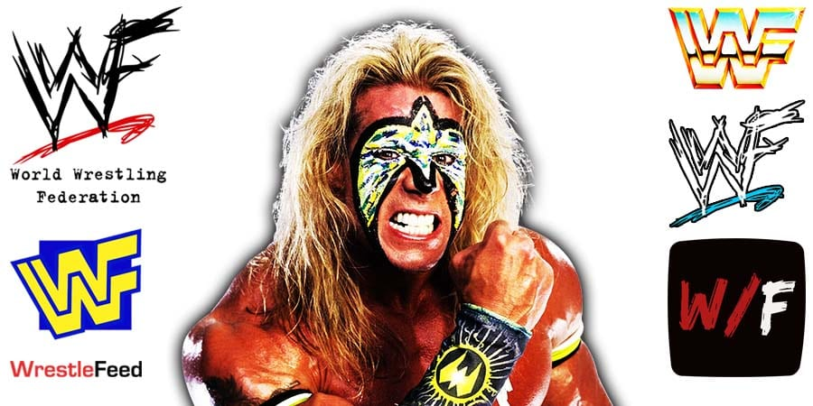 Ultimate Warrior Article Pic 2 WrestleFeed App