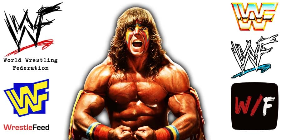 Ultimate Warrior Article Pic 3 WrestleFeed App