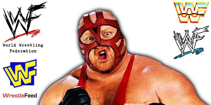 Vader - Big Van Vader Article Pic 1 WrestleFeed App