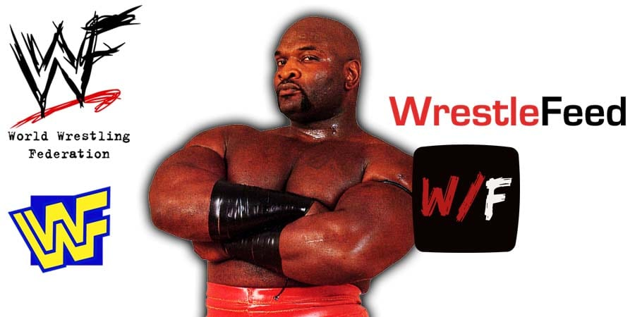 Ahmed Johnson Article Pic 3 WrestleFeed App