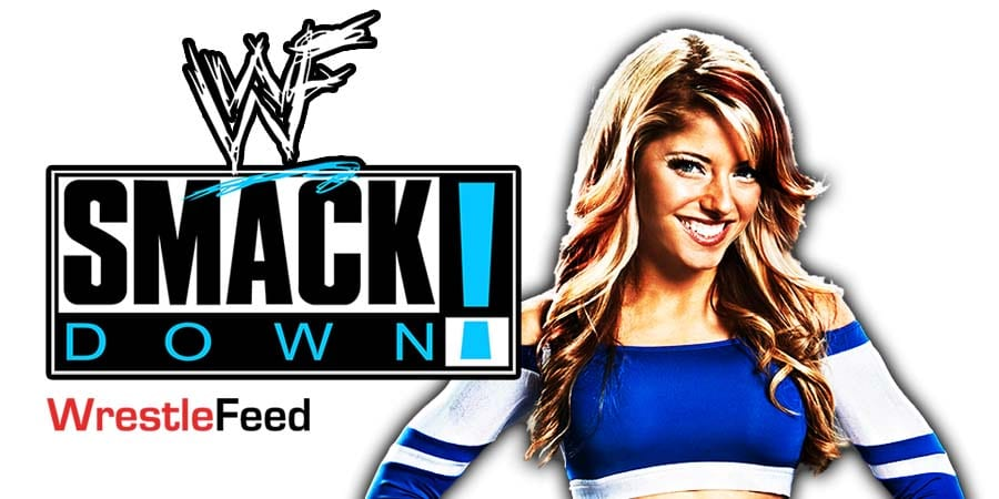 Alexa Bliss SmackDown Article Pic 1 WrestleFeed App
