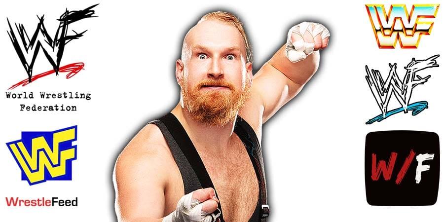 Alexander Wolfe - Alex Tischler Article Pic 1 WrestleFeed App