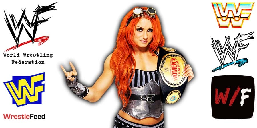 Becky Lynch Article Pic 3 WrestleFeed App