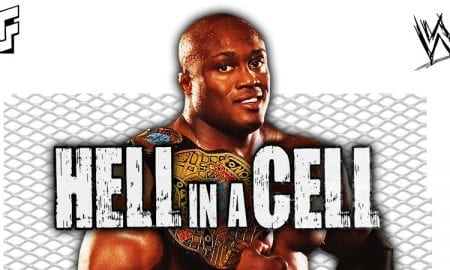 Bobby Lashley Hell In A Cell 2021
