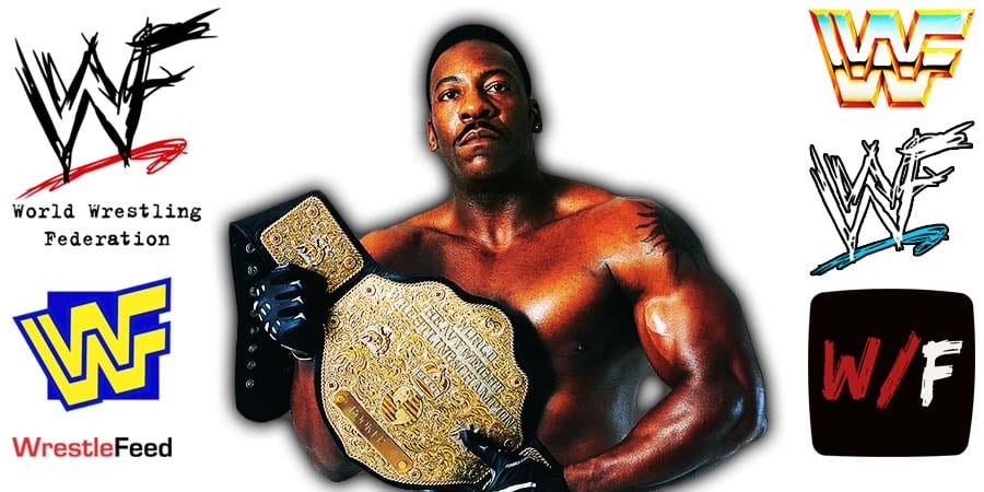 Booker T WCW World Heavyweight Champion Article Pic 4 WrestleFeed App