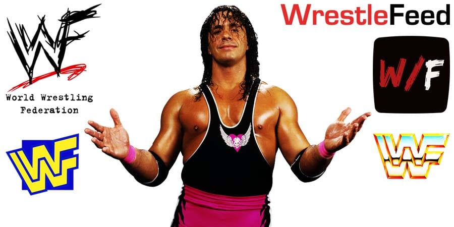 Bret Hart Article Pic 11 WrestleFeed App