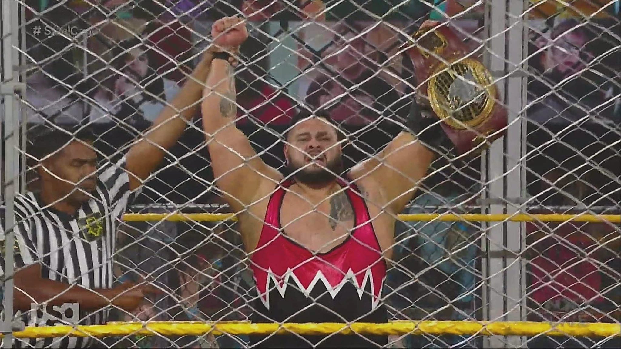 Bronson Reed Wins The NXT North American Championship